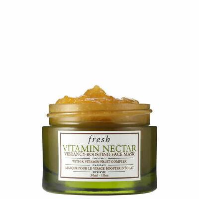 Fresh Vitamin Nectar Vibrancy-Boosting Face Mask 1oz (30ml)