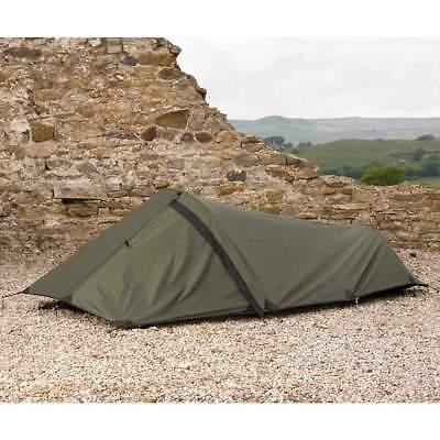 Snugpak Ionosphere One Man Tent Waterproof Lightweight Military Bivi Shelter