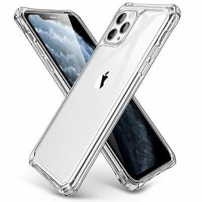 Apple iPhone XI 11 Pro Max Case Reinforced Drop Protector Tough Hard Back Cover