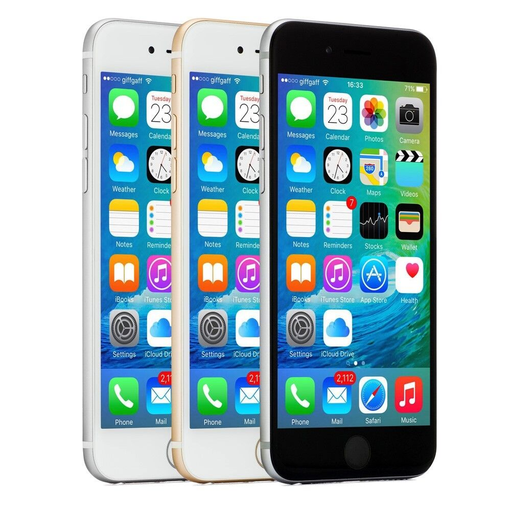 Apple iPhone 6 Smartphone 16GB 64GB 128GB AT&T Verizon Unlocked T-Mobile Sprint