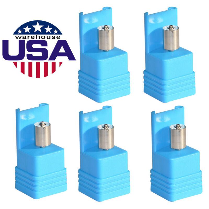 US Sale 5× Air Turbine Dental Cartridge Standard Torque Push Button High Speed