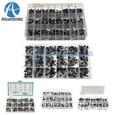 To-92 Transistor Assortment Kit 200pcs 480pcs 600pcs 840pcs 900pcs Transistor