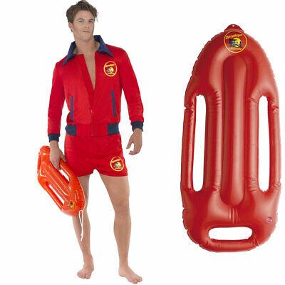 Baywatch Shorts Jacke Kostüm Aufblasbar Float
