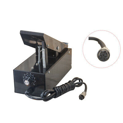Tig Welder Foot Pedal 5 Pin For Tig Welding Machines Power Control