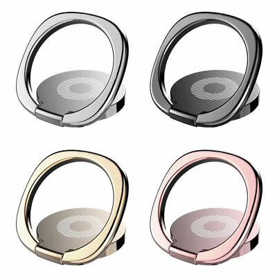 Universal Plates (Universal 360° Finger Ring Cell Phone Holder Stand Car Magnetic Metal Plate)