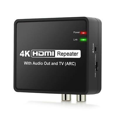 HDMI ARC Audio Extractor 4Kx2K auf Optische TOSLINK SPDIF L/R Stereo Adapter HD Kx Audio