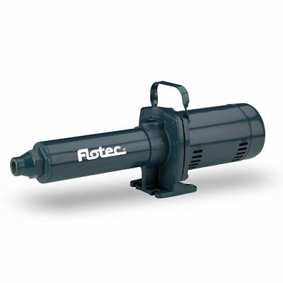 Flotec Fp5732 - 1 Hp Cast Iron Multi-stage High Pressure Booster Pump 190 Psi