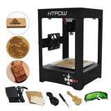 HTPOW 1000mw  DIY Laser USB Engraver Mark Engraving Carving Machine Printer USA