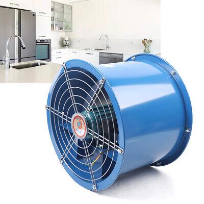 250w 10 Ventilator Explosion Proof Axial Fan Extractor Fan Cylinder Pipe Fan