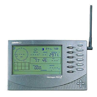 Davis Vantage Pro 2 Wireless Console/Receiver - 2nd Station