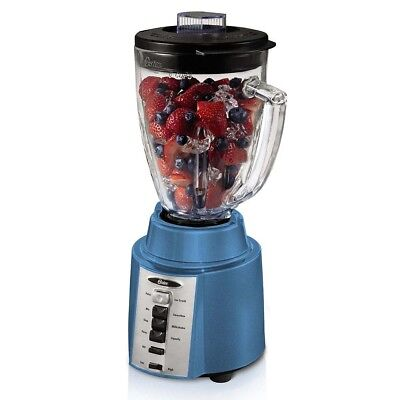 Oster Rapid Blend 300 Plus 8-Speed 6-Cup 700 Watt Blender w/Boroclass Glass Jar