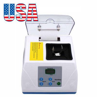 Dental Lab Equipment Amalgamator Fast Speed Amalgam Dental Capsule Mixer Us