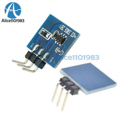 Ttp223 Switch Button Self-lock Capacitive Touch Sensor Module For Arduino