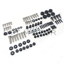 Custom Complete Fairing Bolt Kit Body Fasteners ClipFor