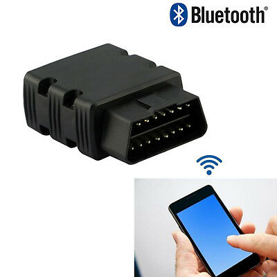 Car Scanner Diagnostic Tool ELM327 Mini Bluetooth Wireless OBD2 OBDII Interface