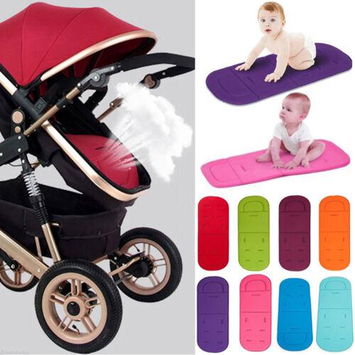Universal Buggy Kinderwagen Sitzeinlage Sitzauflage Unterlage Autositz Matte Pad