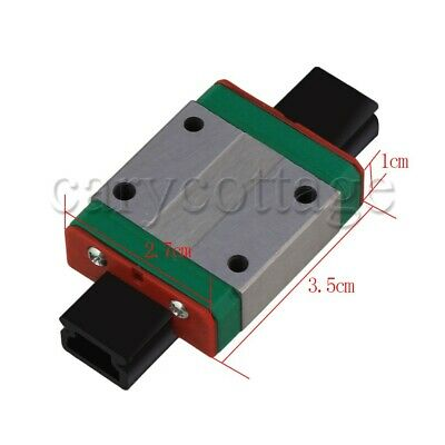 Mgn12c Guide Rail Sliding Block For Semiconductor Manufacturing Equipment