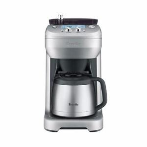 Breville Grind Control 12-Cup Coffee Maker- Slightly used/Perfect condition/Boxed!
