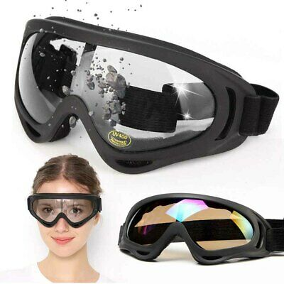 Safety Goggles Anti-impact Eye Protection Work Sport Lab Builder Eyewear Glasses