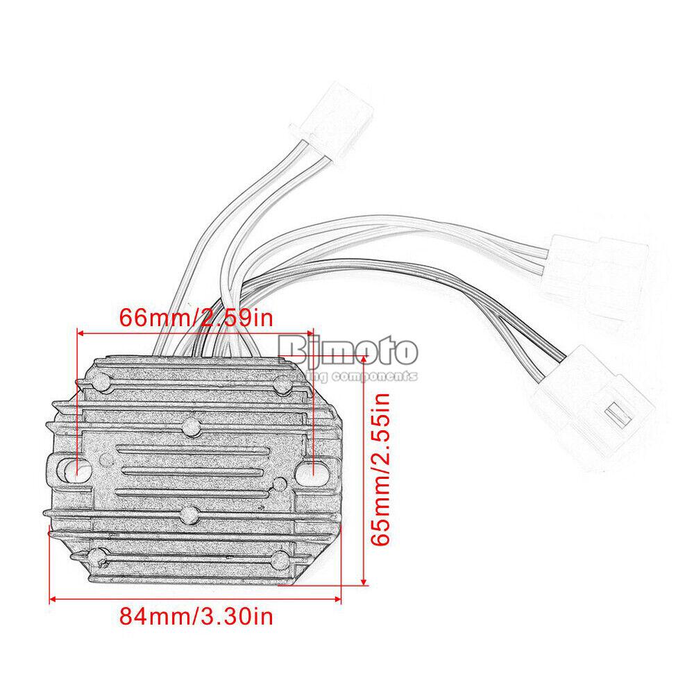 Voltage Rectifier Regulator For Polaris 600 800 Switchback