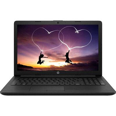 """2019 Newest HP 15.6"""" Laptop AMD Quad-Core A6 , 8GB RAM, 1TB HDD, DVD, Win 10"""