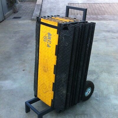 Yellow Jacket Cable Cover-wire Protector Cart Guard Dog Cart Only