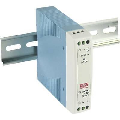 Mean Well MDR-10-5 Hutschienen-Netzteil (DIN-Rail) 5 V/DC 2 A 10 W 1 x