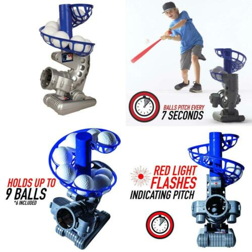Franklin Sports MLB Electronic Baseball Pitching Machine –