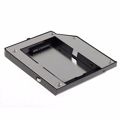 2nd SATA HDD SSD Hard Drive Bay Caddy for Lenovo Thinkpad T420 T430 W530 T530