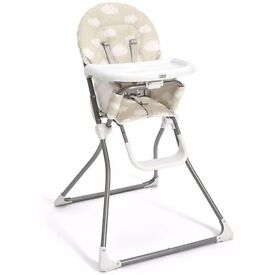 BRAND NEW Mamas and Papas highchair for sale