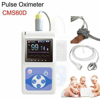 Contec Neonatal Infant Pediatric Kids Born Pulse Oximeter Spo2 Monitor Cefda