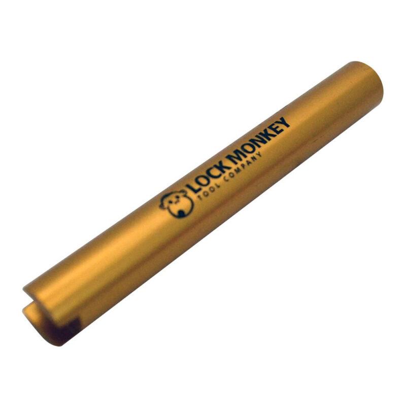 LOCK MONKEY MK160 Gold Small Pin & Peanut Plug Follower