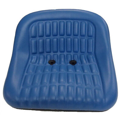 Cs668-8v Blue Seat Fits Ford New Holland 1110 1210 1310 1510 1710 1910
