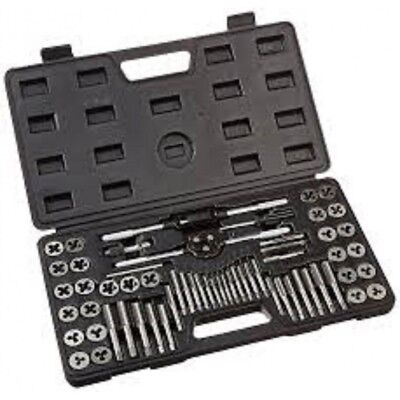 Tap And Die Set 60 Piece Inch Metric