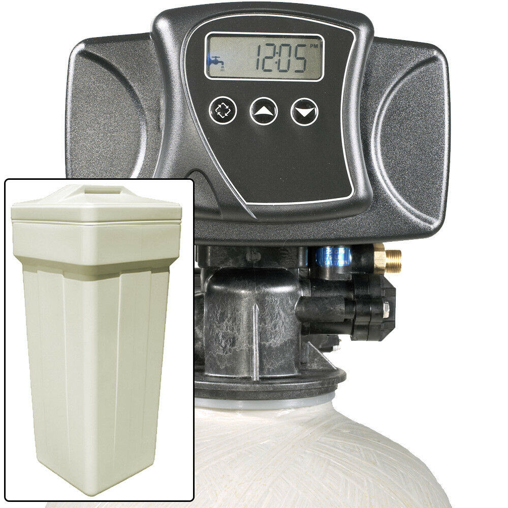 Iron Pro Plus 32k Fine Mesh Water Softener PLUS KDF85 with F