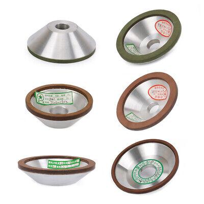 Diamond Grinding Wheel Cup Cutter Grinder For Carbide Metal Sharpener 36 Inch