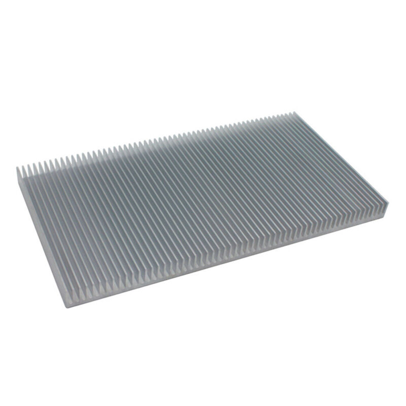 1PC Aluminium Heat Sink Thermal Management Cooling Fin Radiator 100*186*12MM