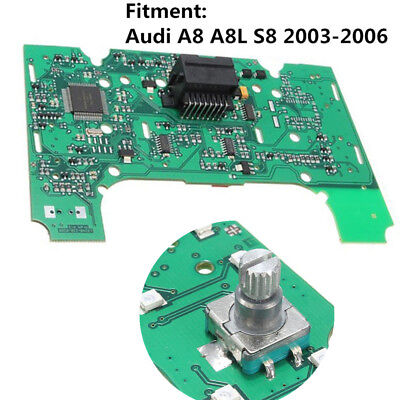 New 2G MMI Multimedia Control Panel Circuit Board For A8 A8L S8 2003-2006