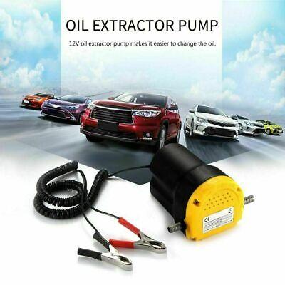 Portable Electric Water Pump Oil Liquid Self Priming Transfer Pumps Household US