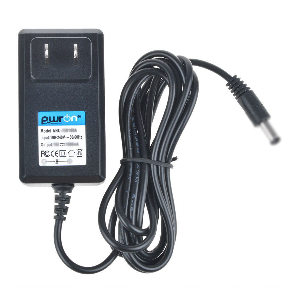 PwrON AC DC Adapter Charger for X Rocker II 5143601 Video Ga
