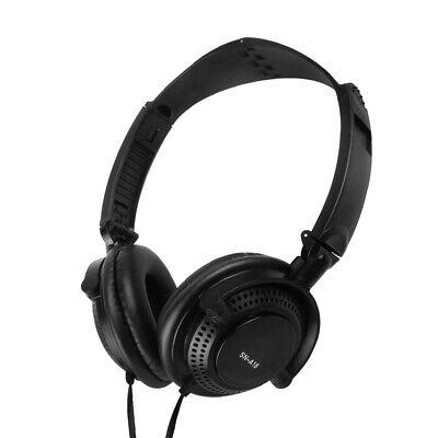 Verstellbarer Kopfbügel 3,5 mm Stereo Kopfhörer-Kopfhörer Gaming w/Mic für Q6I4 3.5 Mm Kopfhörer