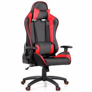 Gaming Executive Reclining Office Chair Great Shape and Comfort Kings Beach Caloundra Area Preview