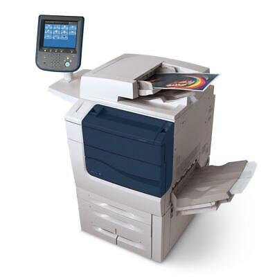 Xerox Color 550 High-speed Digital Laser Production Printer Very Low Meter Count