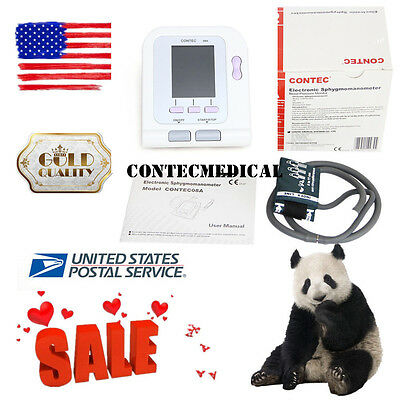 Usa Stockcontec08a Vet Veterinary Digital Blood Pressure Monitornibp Machine