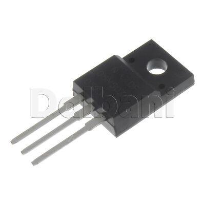 Ndf08n50zh Power Field-effect Transistor N-channel Fet