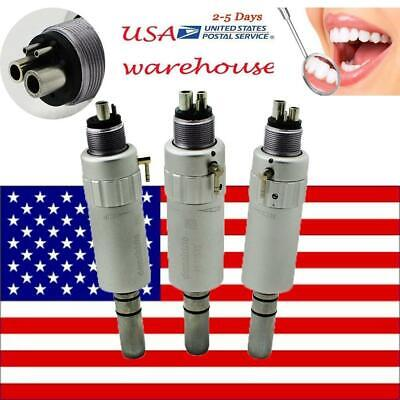 3pcs Dental Air Motor E-type Slow Handpiece Classic Type For Dentist Clinic 4h