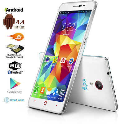 inDigi 3g Smartphone 5.5in Android Phablet (factory Unloc...