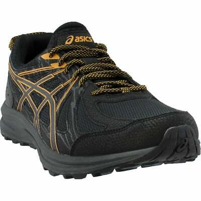 ASICS Frequent Trail  Casual Running Neutral Shoes - Black - Mens