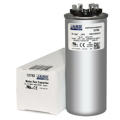 1x 60uF 500V Axial Electrolytic Aluminum Capacitor mfd DC 500VDC 60mfd 65C WBR