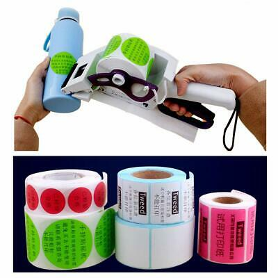 Manual Label Sticker Sticking Applicator Barcode Labelling Machine 22-6090mm
